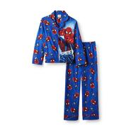Marvel Boy's Flannel Pajamas - Spider-Man at Kmart.com