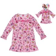 What A Doll Girl's Nightgown & Doll Dress - Ballerinas at Kmart.com