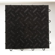 Craftsman Black Polypropylene 1 ft. x 1 ft. Tile (40 - case) at Sears.com
