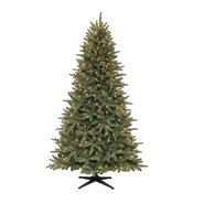 Trimming Traditions 6.5' 450 Clear Light Pre-lit Geneva Pine Christmas tree at Kmart.com