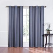 Eclipse Curtains Kent Grommet Blackout Panel- Wedgewood Blue at Kmart.com