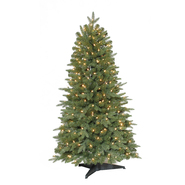 4.5' 250 Clear Light Pre-lit Kayden Pine Christmas Tree at Kmart.com