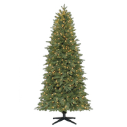 6.5' 400 Clear Light Pre-lit Kayden Pine Christmas Tree at Kmart.com