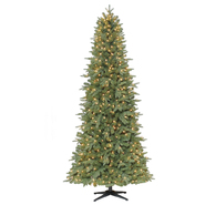 7.5' 500 Clear Light Pre-lit Kayden Pine Christmas Tree at Kmart.com
