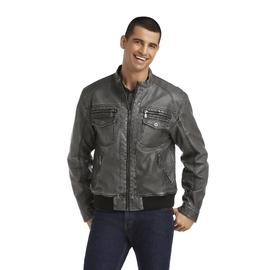 Route 66 Men's Moto Jacket at Kmart.com