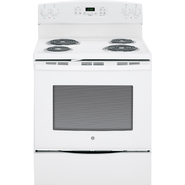 GE 5.3 cu. ft. Electric Range - White at Sears.com