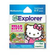LeapFrog Explorer™ Learning Game: Sanrio Hello Kitty Sweet Little Shops at Kmart.com