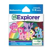 LeapFrog Explorer Learning Game: Hasbro My Little Pony Friendship is Magic at Kmart.com