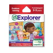 LeapFrog Explorer Learning Game:  Disney Doc McStuffins at Kmart.com