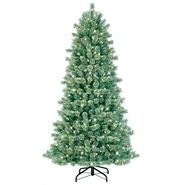 GE 7.5' 500 Light Winter Frost Pine Christmas Tree at Kmart.com