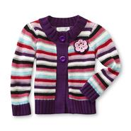 WonderKids Infant & Toddler Girl's Cardigan Sweater - Striped at Kmart.com