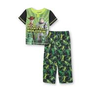 Disney Baby Toy Story Infant & Toddler Boy's Short-Sleeve Pajamas at Kmart.com