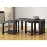 Altra Coffee Table and End Table 3-pc. Set - Black at Sears.com