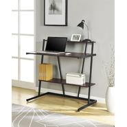 Altra Small Computer Desk with Shelf - Cherry Black at Sears.com