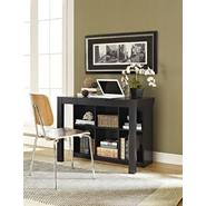 Altra Parsons Style Desk with Drawer and Cubbies - Black Oak at Kmart.com