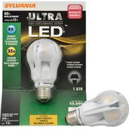 Sylvania LED Dimmable Omni A19-Medium Base 120V Light Bulb 12W Equivalent 60W - Single Bulb at Kmart.com