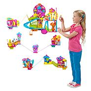 Polly Pocket Wall Party™ Mall on the Wall™ at Kmart.com
