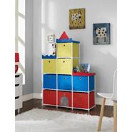 Altra 9-bin storage Unit with Castle Theme at Kmart.com