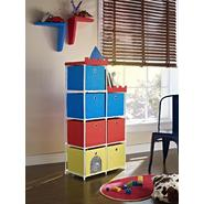 Altra 7-bin storage Unit with Castle Theme at Sears.com