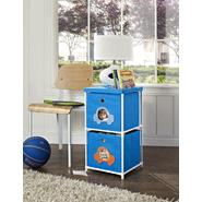 Altra Kids' 2-Bin Storage Unit, Blue with Car Theme at Sears.com