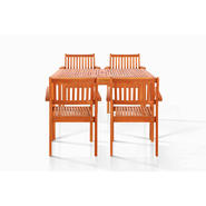 Vifah Brainerd Four-Seater Dining Set at Kmart.com