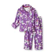 Joe Boxer Infant & Toddler Girl's Pajama Set - Snow Bunny at Kmart.com