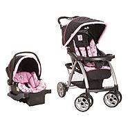 Disney Saunter Luxe Car Seat & Stroller Floral Travel System at Kmart.com