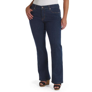 Levi's Women's Plus 512 Perfectly Shaping Bootcut Jeans