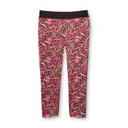U.S. Polo Assn. Women's Capri Performance Leggings - Floral Print at Sears.com