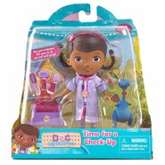 Disney by Just Play Doc McStuffins Time for a Check-Up Doll - Purple Coat at Kmart.com
