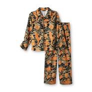 Joe Boxer Boy's Flannel Pajamas - Dinosaurs & Camo at Kmart.com