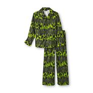Joe Boxer Boy's Flannel Pajamas - Flames at Kmart.com