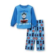 Thomas & Friends Toddler Boy's Fleece Pajama Set at Sears.com