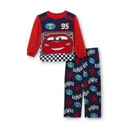 Disney Baby Cars Toddler Boy's Fleece Pajama Set at Sears.com
