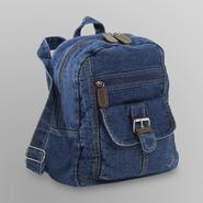 Joe Boxer Junior's Small Backpack Purse - Denim at Kmart.com
