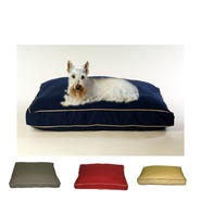 "Carolina Pet Company Large Classic Twill Rectangle ""Jamison"" Bed at Kmart.com"