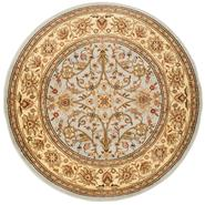 Safavieh Lyndhurst  6' X 6' Round Area Rug in Grey/ Beige at Kmart.com