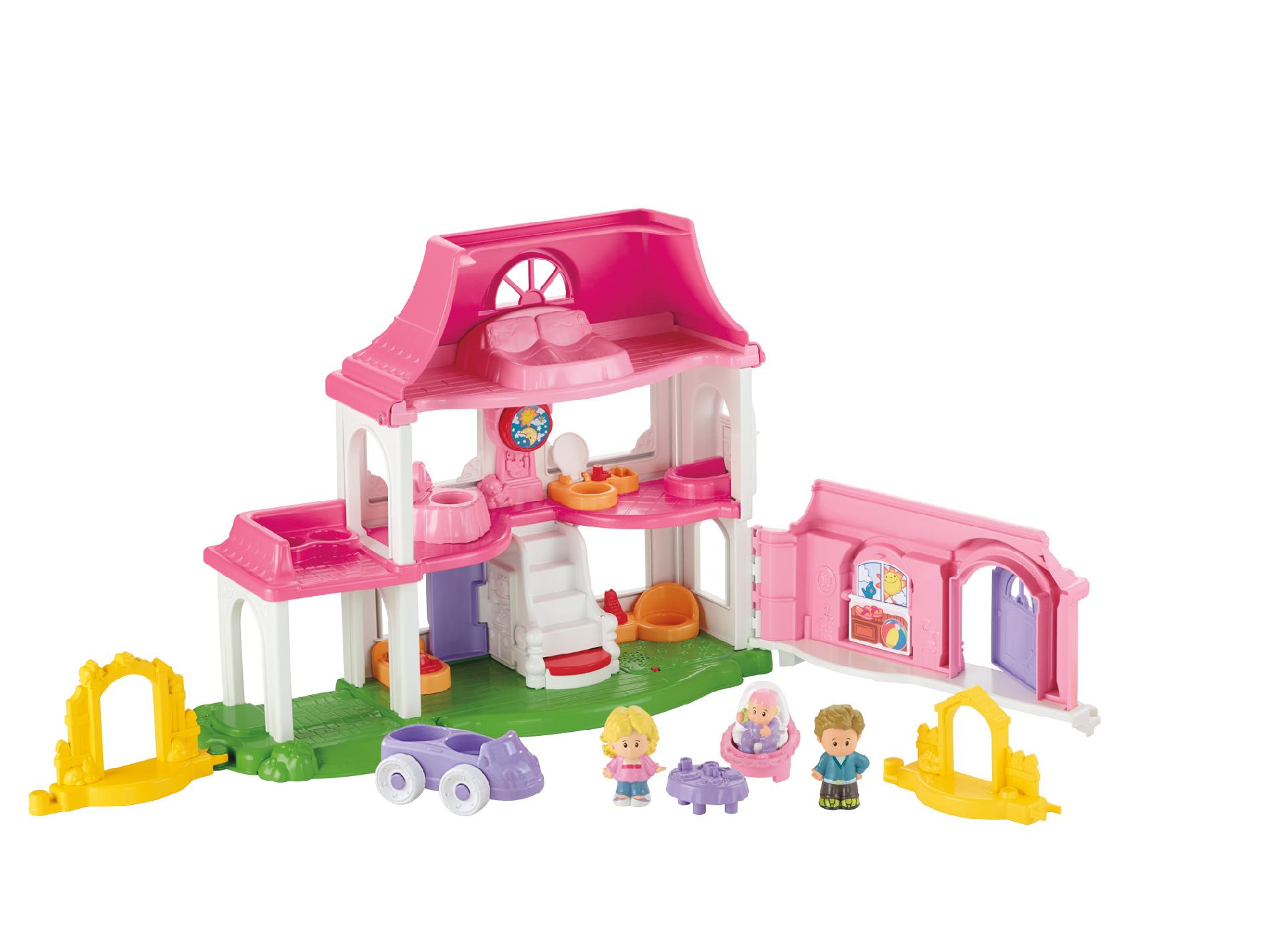 Happy Sounds Home™ by Fisher-Price®