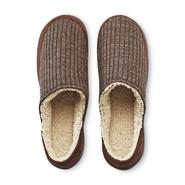 Isotoner Men's Ribbed Knit Clog Slippers at Sears.com