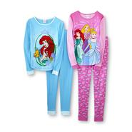 Disney Princess Girl's 2-Pair Graphic Pajama Set at Kmart.com