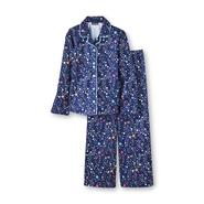 Joe Boxer Girl's Flannel Pajamas - Stars & Polka Dots at Kmart.com