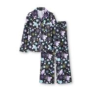 Joe Boxer Girl's Flannel Pajamas - Birds & Snowflakes at Kmart.com