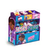 Delta Childrens DISNEY DOC MCSTUFFINS MULTI BIN ORGANIZER at Kmart.com