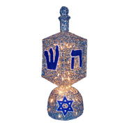 Decra Lite LTD 36 in. Spinning Hanukkah Deridel with Lights at Kmart.com