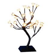 Decra Lite LTD 15 inch Cherry Blossom Tree with LED Warm White Lights at Kmart.com