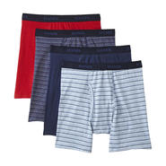 Hanes 4-Pack Men's Stretch Boxer Briefs at Sears.com