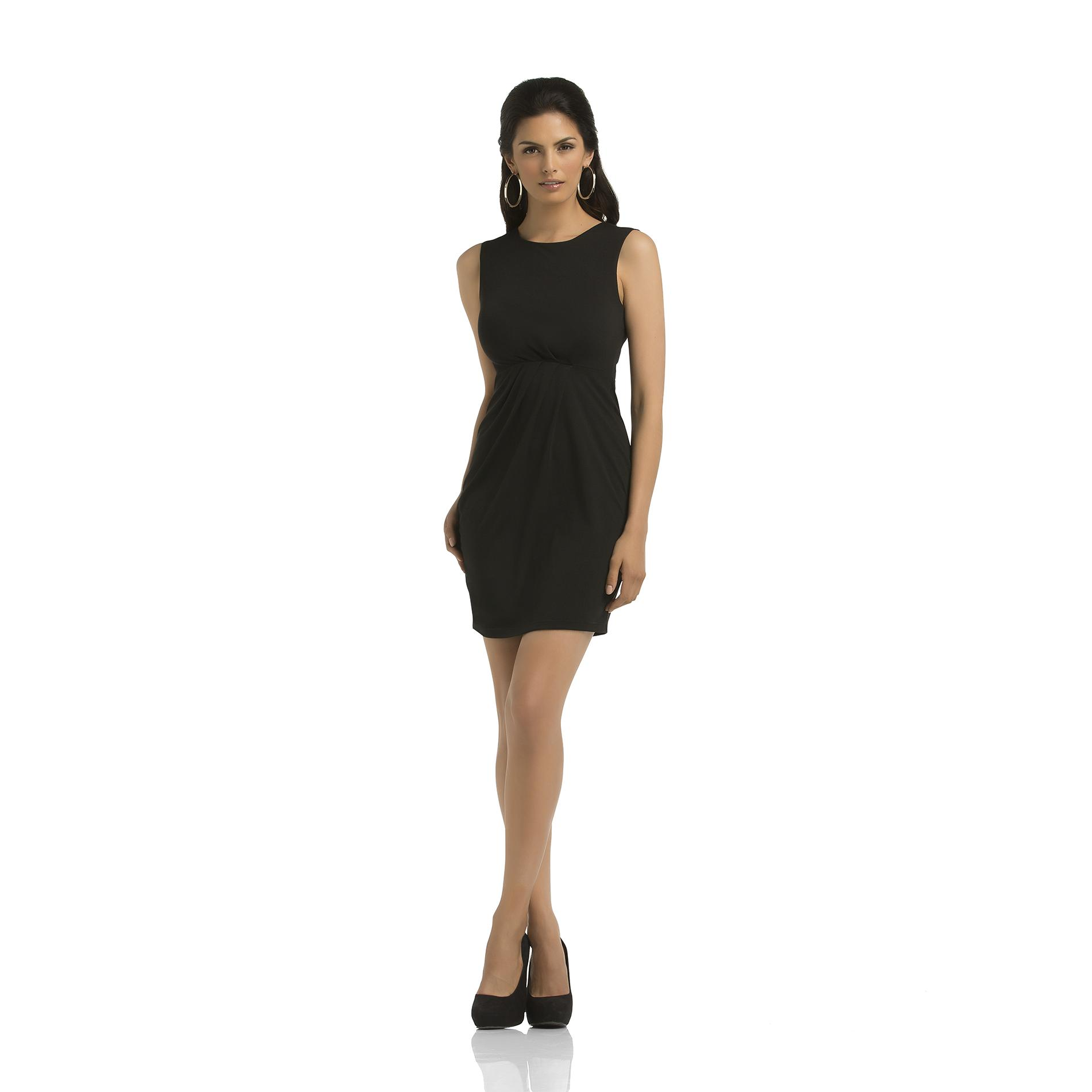 Kardashian Kollection Women's Sleeveless Dress - Pleats at Sears.com