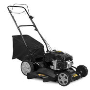 "STEELE PRODUCTS 23"" 173CC Rear Drive Self-Propelled High Wheel Rear Bag Push Mower en Sears.com"