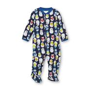 Small Wonders Infant Boy's Footed Sleeper - Snowmen at Kmart.com