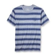 Roebuck & Co. Young Men's Pocket T-Shirt - Striped at Sears.com